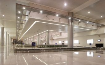 GF Baggage Claim Area